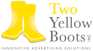 Two Yellow Boots